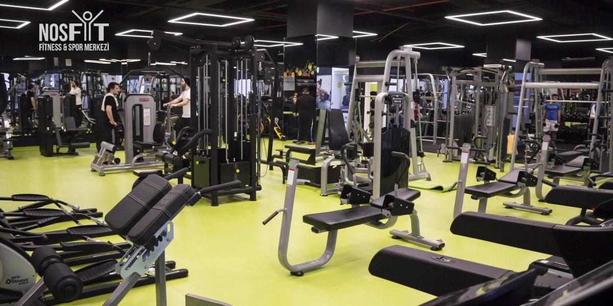 Fitness Sınıfı