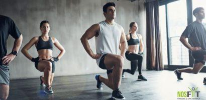 Total Body - Nosfit Spor ve Yaşam Merkezi