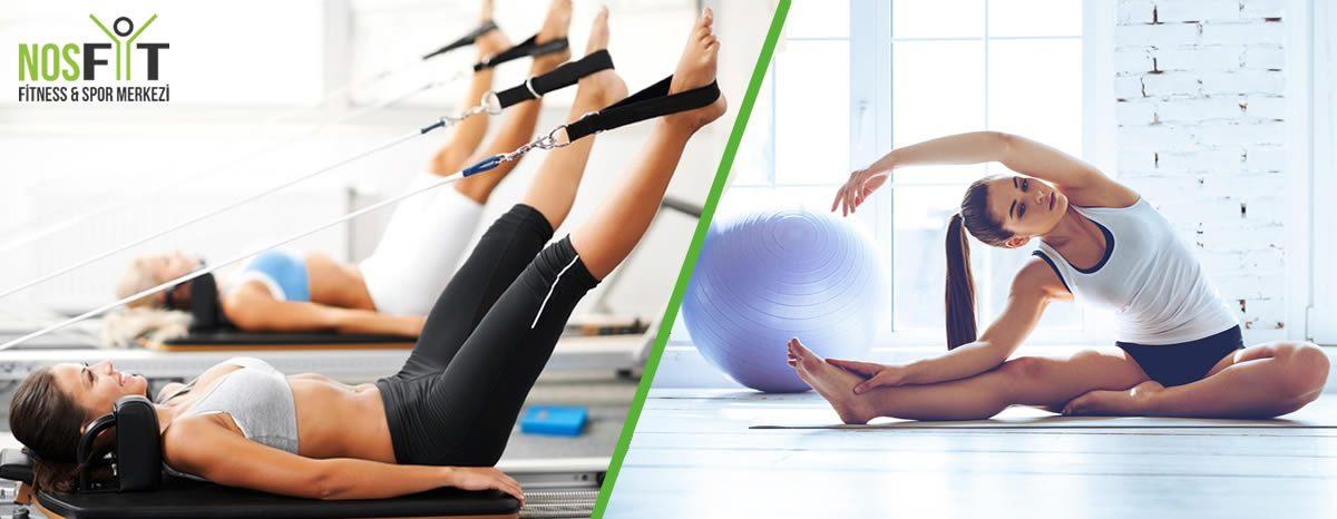 Pilates Sınıfı - Nosfit Spor Merkezi