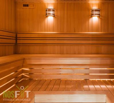 Nosfit Spor Merkezi Sauna